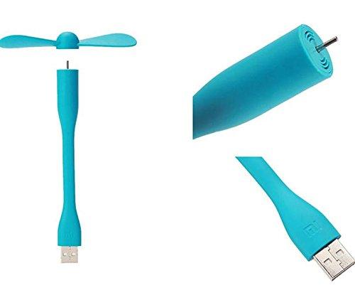 USB POWER COOLING FAN TRAVEL Notebook Laptop Keyboard Computer PC Desk Flexible Mini ((5 PACK) MIX-COLORS) by FAN-X (Image #8)