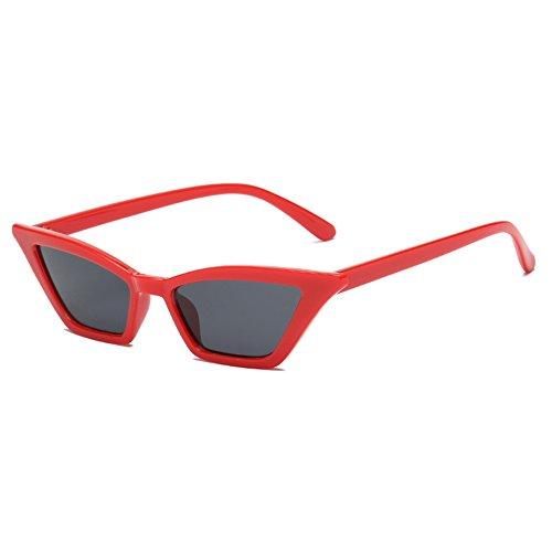 Ojos Gafas Moda Forma Gafas Sport de Las Gafas Sol de 2018 para Nuevo de Vendimia de Gato con de de Mujeres Tipo Eye Snap gafafs de Novedad Eyewear Gift Birthday de LanLan la qUzaEa