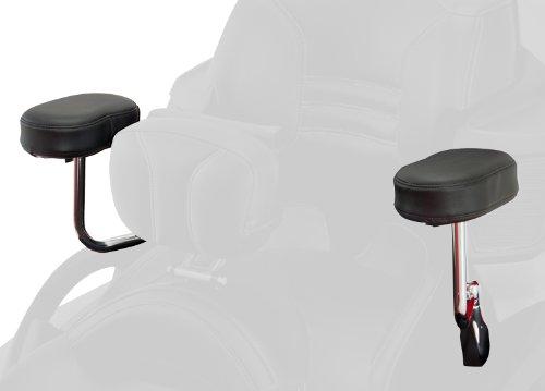 Show Chrome Accessories 41-159 Passenger Armrest System ()