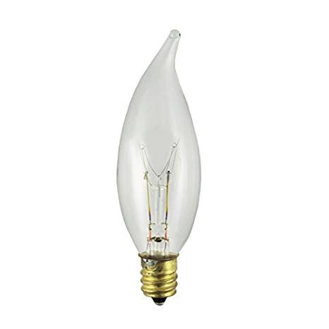 18BT6-24V-CS - Volts: 24V, Watts: 18W, Type: BT6 Chandelier ...