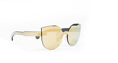 Super Women's Tuttolente Lucia Gold Gold - Lucia Sunglasses