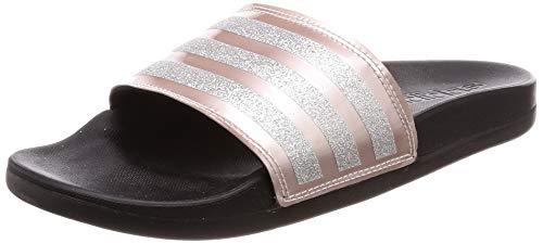 pretty nice a1af1 dcd17 Adidas 000 Piscine grmeva grmeva Multicolore amp Chaussures negbás Femme  Plage Comfort Adilette De Yqrw7YR