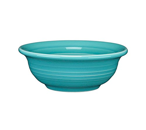 - Homer Laughlin 107-1489 Fruit/Salsa Bowl, Turquoise
