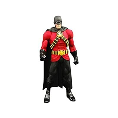 DC Universe Classics Red Robin Collector Figure: Toys & Games [5Bkhe0403584]