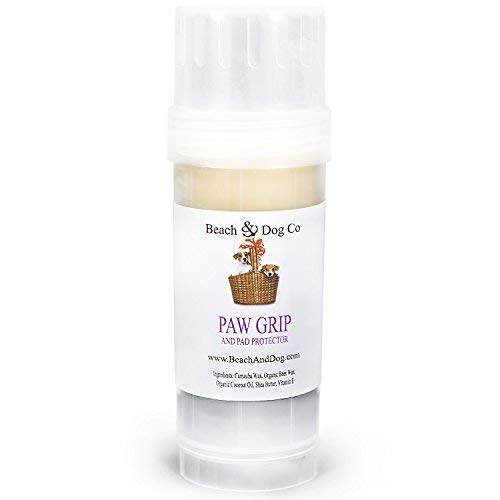 Beach & Dog Co Paw Grip - All Natural and Organic Formula for Dogs (2 oz)