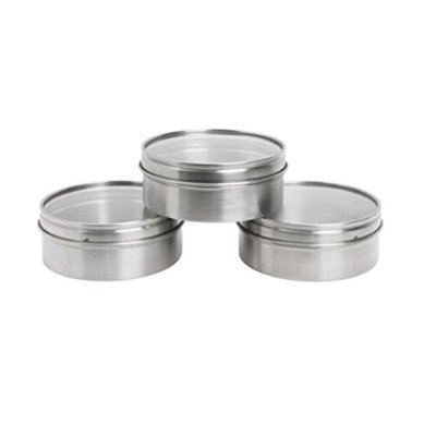 Ikea Stainless Steel Magnetic Container 801.029.19, Pack ...