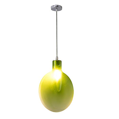 Lime Green Pendant Light Shade in US - 4