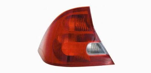 Civic Coupe Tail Honda Tyc - 2001-2003 HONDA CIVIC COUPE AUTOMOTIVE NEW REPLACEMENT TAIL LIGHT LEFT HAND TYC 11-5506-00