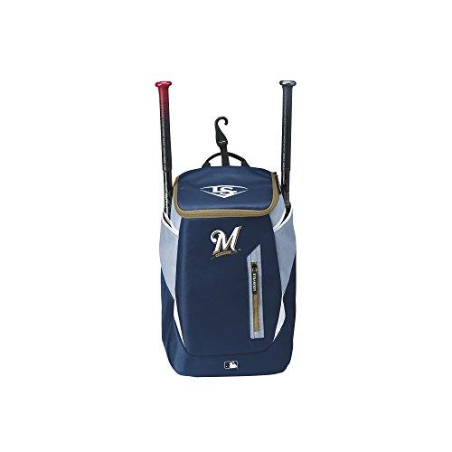 - Louisville Slugger Genuine MLB Stick Pack Milwaukee Brewers