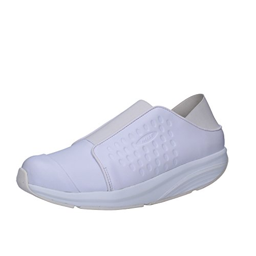 MBT Sneakers Men 8/8.5 US / 42 EU White Leather
