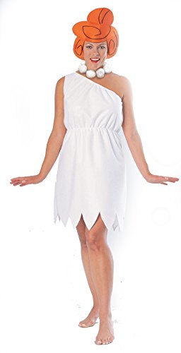 [R15737 (M) Wilma Flinstone Adult] (Wilma Flintstone And Betty Rubble Costumes)