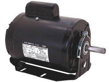 Evap Cooler Motor, 1 HP, 115V, 2 Speed: Electric Fan Motors: Amazon ...