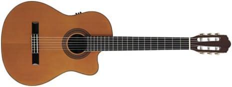 Stagg electroacústica clásica Guitarra c848cbb de S Guitarra de ...