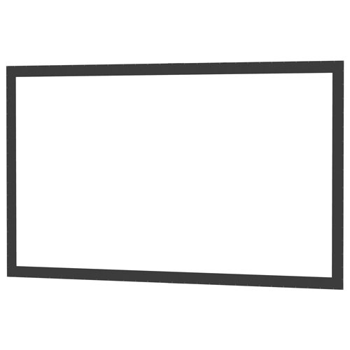 - Da-Lite 11' x 19' HDTV Format Portable Rental Screen Foldable Black Backed Da-Mat Replacement Fabric