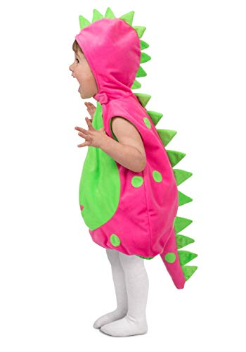 2t Toddler Girl Halloween Costumes (Princess Paradise Dot the Dino Child's Costume,)