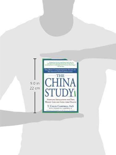 The 8 best china study for cancer