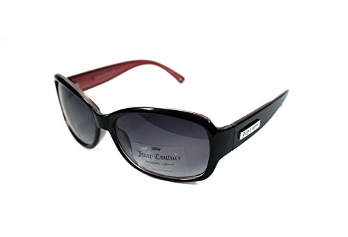 (Juicy Couture Women's Oval Sunglasses Black 3531501606)