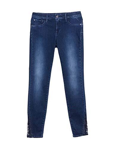 Tiffosi One Size Vaquero 10025673 para Mujer Azul