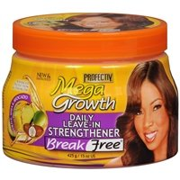 Profectiv MegaGrowth Break Free Daily Leave-in Strengthener, 15 oz (Pack of 2)