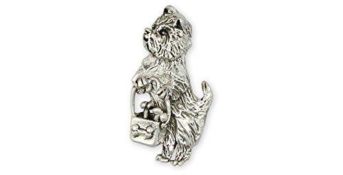 Cairn Terrier Pin - 6