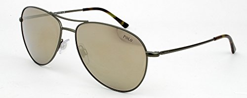 Ralph 92575A mm Mod Verde 3084 Lauren 58 Sol Polo Gafas de Rwn70q7d