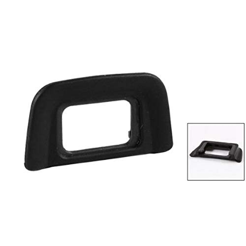 (TOOGOO(R) Black Rubber Wrapped Plastic Eyecup Eyepiece DK-20 for Nikon D5100 D5000 D3100)