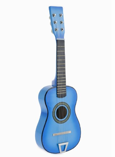 Star Kids Acoustic Toy Guitar 23 Inches Color Light Blue, MG50-LBL (Light Blue Acoustic Guitar compare prices)