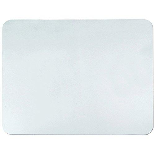 Rectangle Top Desk (OstepDecor Matte PVC Desk Pad | Desk Mat, Rectangular 19