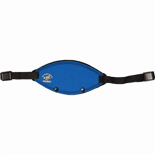 Trident Marsoops Floating Mask Strap Cover (Blue) by Trident