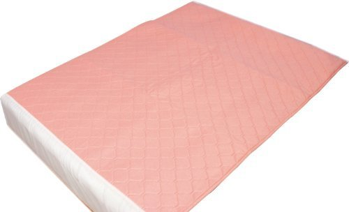 NRS Healthcare Premium Bed Pad - 85x 90 cm (33.5 x 35.25 inches), 3.2 L Capacity (Eligible for VAT relief in the UK) by NRS Healthcare