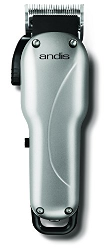 - Andis Cordless Groom Perfect Li Adjustable Blade Clipper, Animal/Dog Grooming, LCL, Silver (73030)