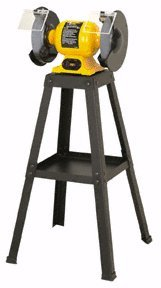 Harbor Freight Tools Universal Bench Grinder Stand