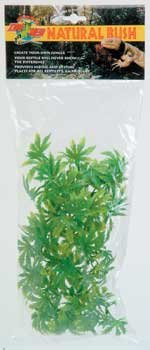 Plant Bolivian Croton for Reptile [Set of 2] Size: Medium (0.83' H x 0.19' W x 0.46'' L) by Zoo Med