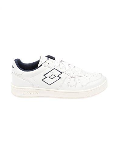 Lotto Sneakers Uomo T4570WHITE Pelle Bianco