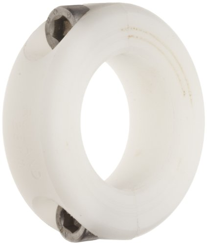 Ruland msp p two piece clamping shaft collar plastic
