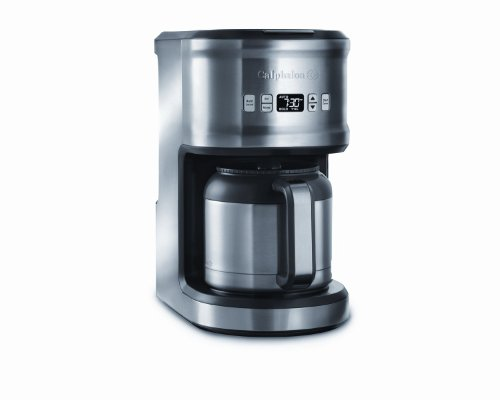 Calphalon Quick Brew Thermal Coffee Maker : Calphalon Electric Quick Brew Thermal Coffeemaker - Coffee Pigs