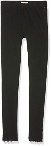 Esprit Kids Mädchen Legging, Schwarz (Black 001), 152 (Manufacturer Size:M)