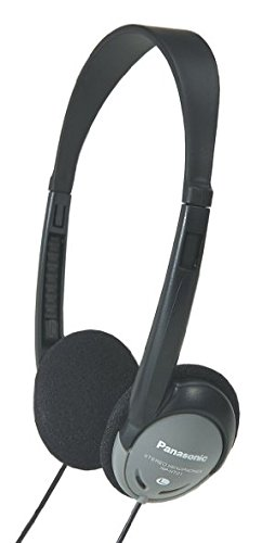 Lightweight Stereo Headphones with XBS