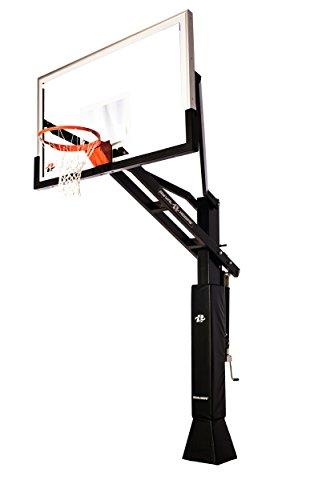 Ryval C872 Basketball Hoop - 72' Clear -View...