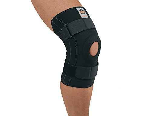 Ergodyne ProFlex 620 Knee Sleeve, Black, X-Large