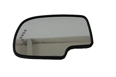 Genuine GM Parts 88944391 Driver Side Mirror Glass Outside Rear View - Suburban Driver Mirror Glass