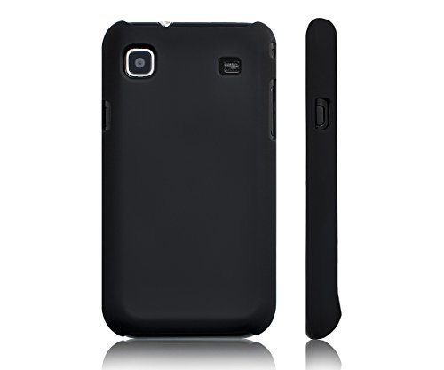 Xcessor Light Force Rubberized Hard Plastic Case For Samsung Galaxy S Plus i9000 and i9001 (Compatible With All (Samsung Galaxy S Plus I9001)