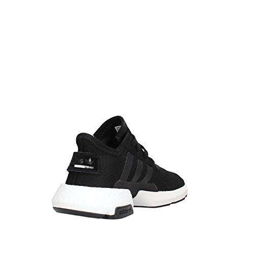 adidas Pod-s3.1, Scarpe da Ginnastica Uomo Nero (Core Black/Core Black/Ftwr White)