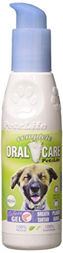 PetzLife Oral Care Gel 4oz Salmon Oil