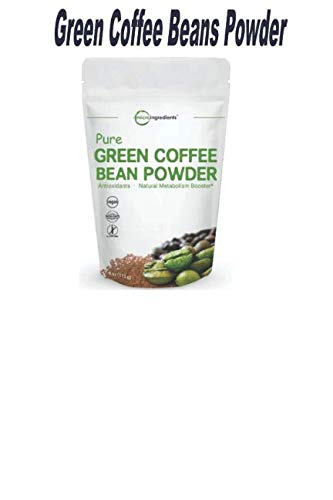 Green Coffee Beans Powder ()