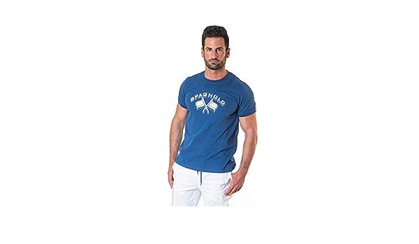 Camiseta SPAGNOLO Bandera 1595 (6/XXL): Amazon.es: Ropa y ...