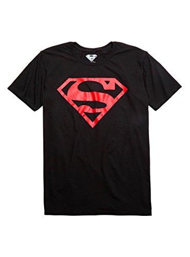 Superboy Costume (DC Comics Superboy Logo T-Shirt)
