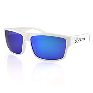 Filthy Anglers Ames Polarized Sports Fishing Sunglasses - 100% UV Sun Glasses Multiple Colors