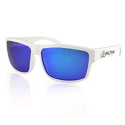 Filthy Anglers Ames Polarized Sports Fishing Sunglasses - 100% UV Sun Glasses Multiple Colors