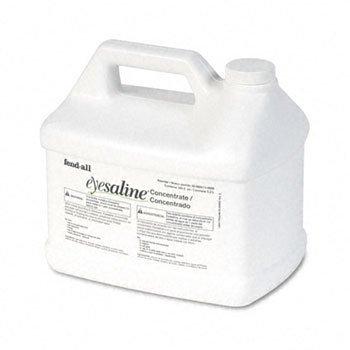 FENDALL Refill for Porta Stream II Eyewash Station, 180-oz. Bottles, 4/carton (Case of 2)